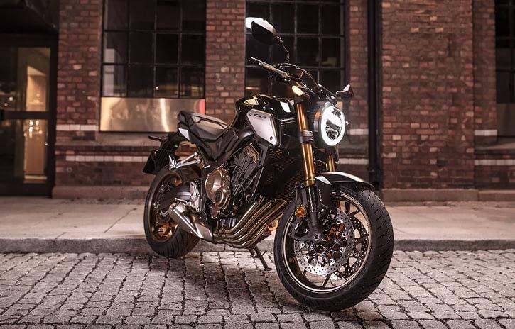Imagem ilustrativa da notícia:  Novas Honda CB chegam no primeiro trimestre