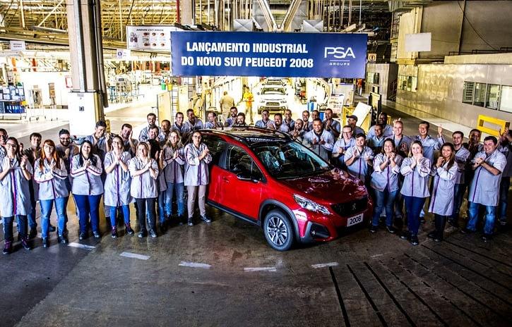 Imagem ilustrativa da notícia: Novo 2008 começa a ser produzido em Porto Real