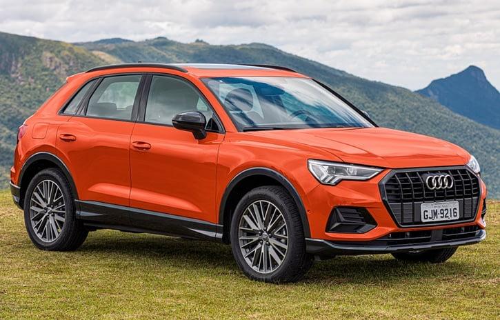 Imagem ilustrativa da notícia: Novo Audi Q3 chegará à rede em 14 de fevereiro