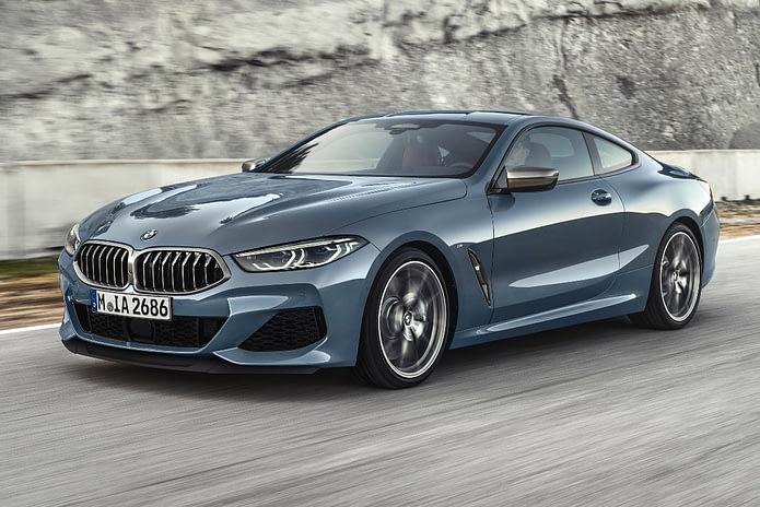 Imagem ilustrativa da notícia: Novo BMW Série 8 chega à rede por R$ 799 mil