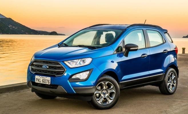 Imagem ilustrativa da notícia: Ford investirá mais em SUVs e picapes