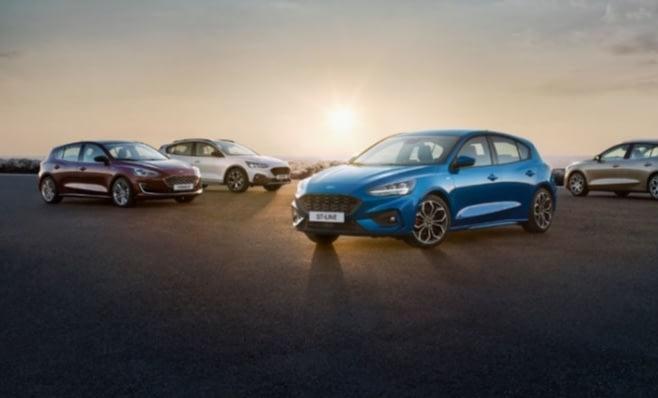 Imagem ilustrativa da notícia: Ford apresenta Focus global