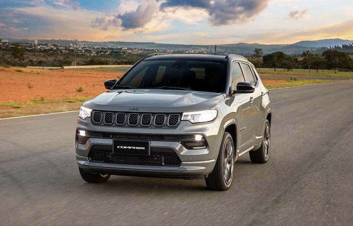 Imagem ilustrativa da notícia: Novo Jeep Compass estreia com produção comprometida