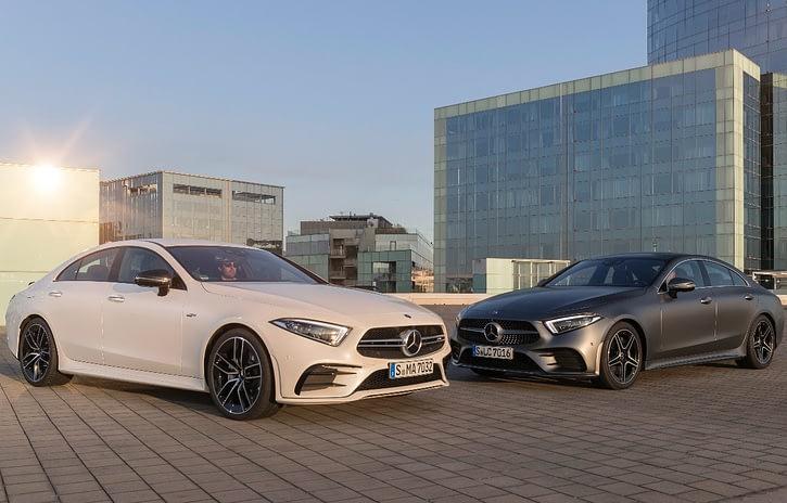 Imagem ilustrativa da notícia: Novo Mercedes-Benz CLS 450 4Matic chega ao Brasil