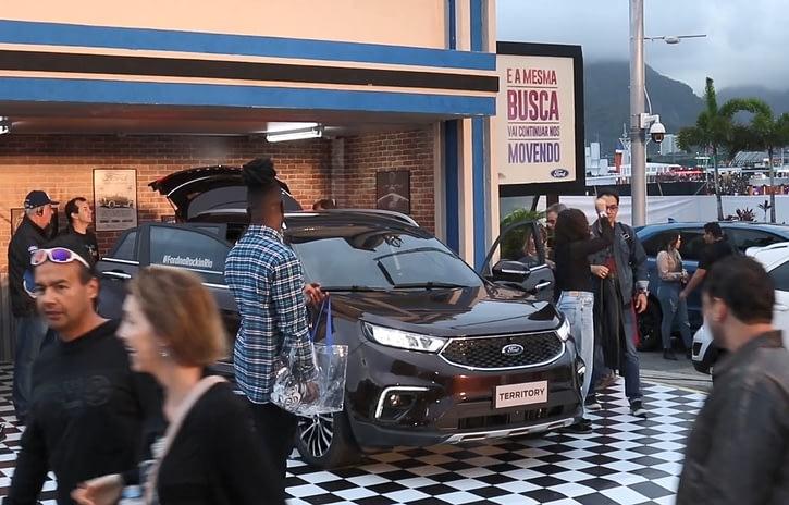 Imagem ilustrativa da notícia: Ainda nos bastidores, Ford trabalha no seu futuro