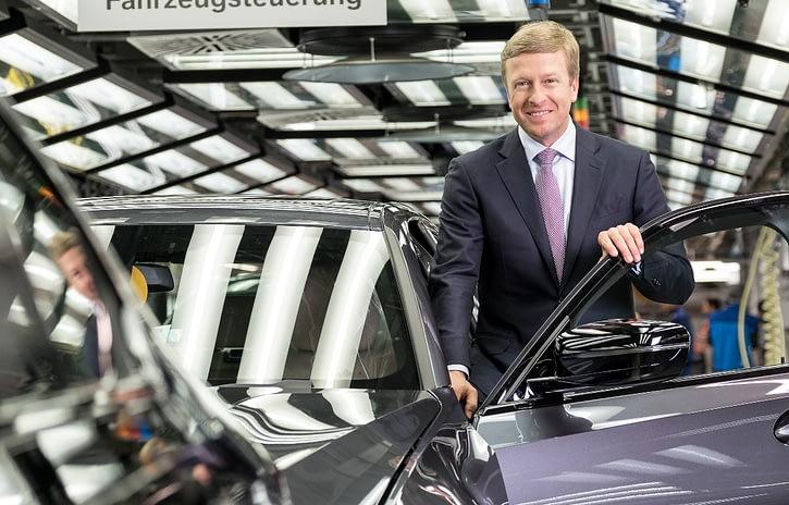 Imagem ilustrativa da notícia: Oliver Zipse é o novo presidente do Conselho da BMW