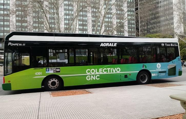 Imagem ilustrativa da notícia: Ônibus Agrale a gás entra em circulação na Argentina