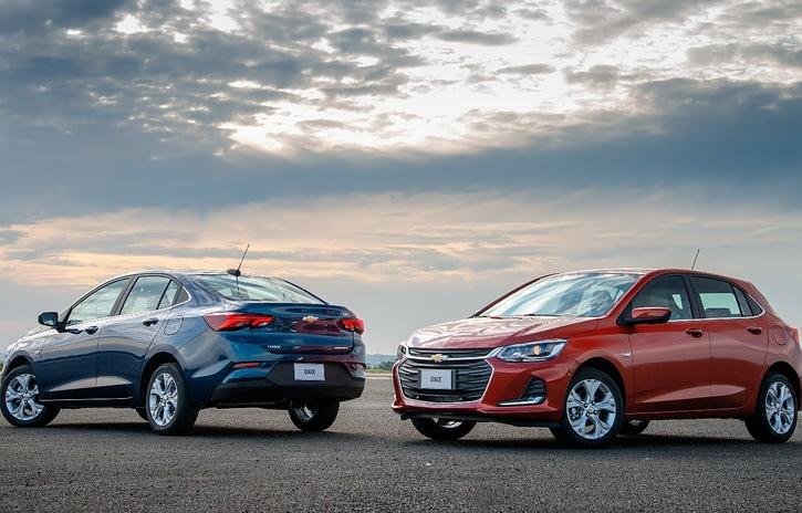 Imagem ilustrativa da notícia: Onix dá início à era GEM na General Motors