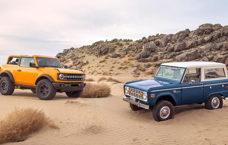 Imagem ilustrativa da notícia: Origens do Ford Bronco remontam a 1966