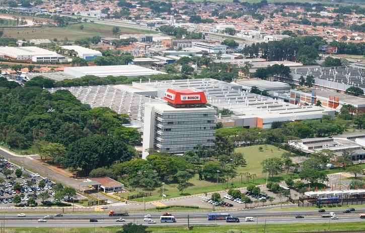 Imagem ilustrativa da notícia: Pandemia derruba vendas da Bosch