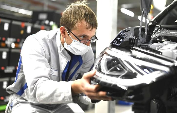 Imagem ilustrativa da notícia: Pandemia gera efeito negativo em resultados do Grupo VW