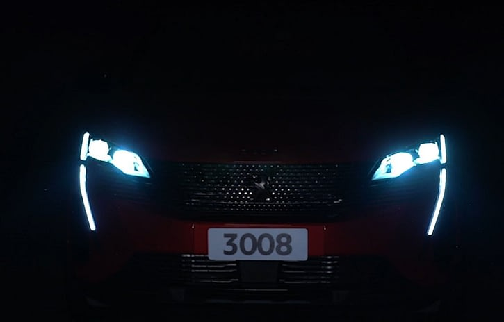 Imagem ilustrativa da notícia: Peugeot divulga imagens e anuncia mudanças no 3008