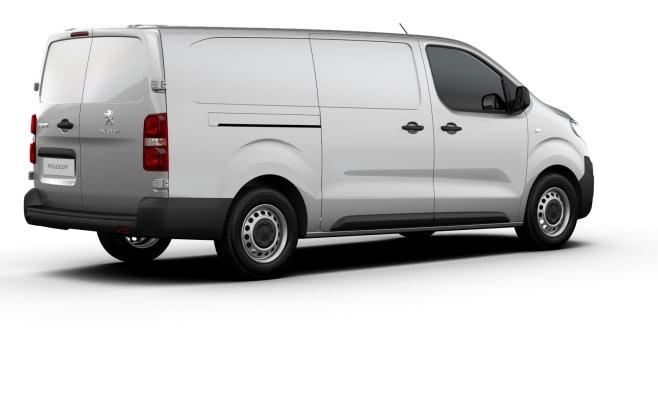 Imagem ilustrativa da notícia: Peugeot quer vender mais de 200 Expert na Fenatran