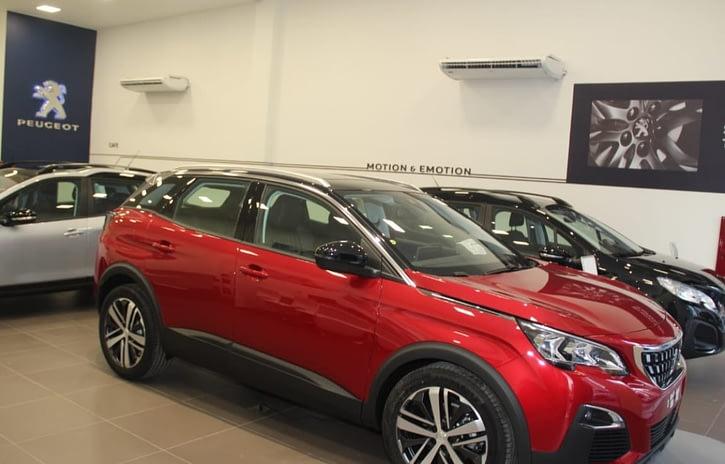 Imagem ilustrativa da notícia: Peugeot tem nova concessionária em Belém