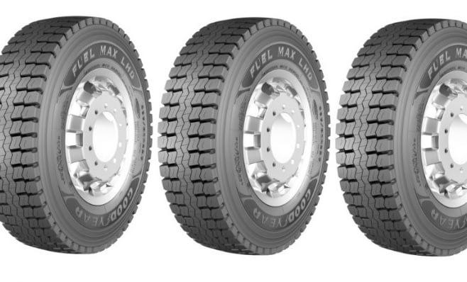 Imagem ilustrativa da notícia: Goodyear lança quatro pneus