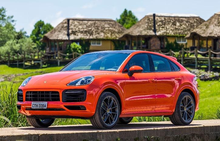 Imagem ilustrativa da notícia: Porsche Cayenne Coupé chega ao Brasil