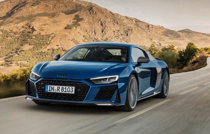 Imagem ilustrativa da notícia: Pré-venda esgota Audi R8 em uma semana
