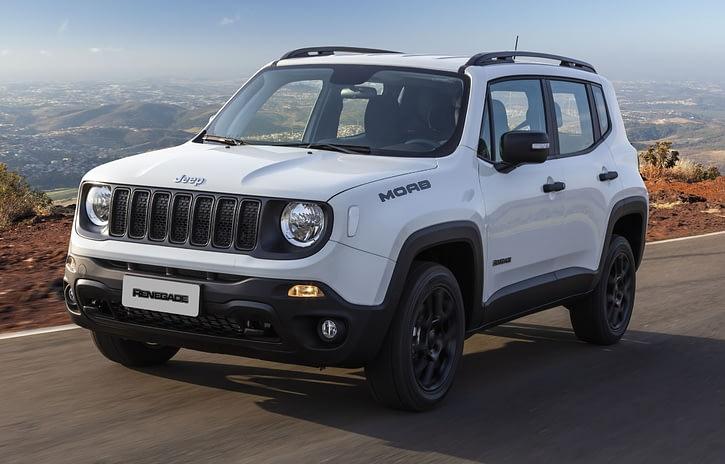 Imagem ilustrativa da notícia: Preço do Jeep Renegade cresceu 20% em dez meses