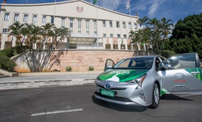Imagem ilustrativa da notícia: Toyota Prius é o primeiro híbrido flex made in Brazil