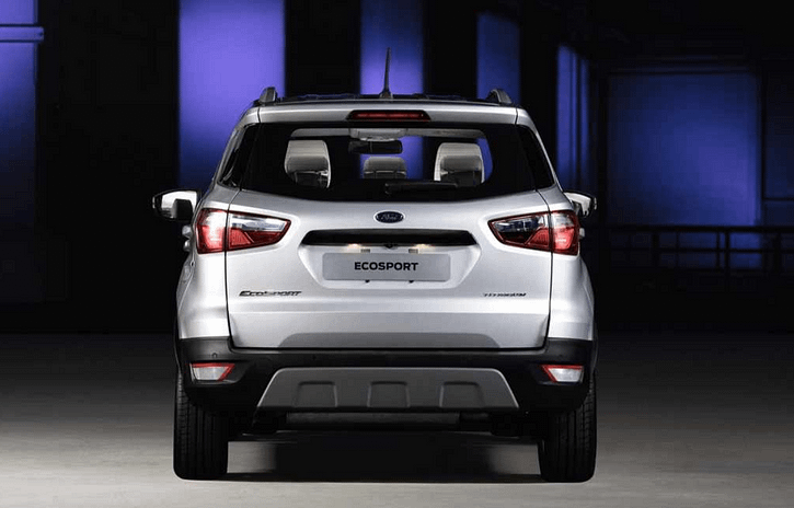 Imagem ilustrativa da notícia: Procon notifica Ford por EcoSport sem estepe