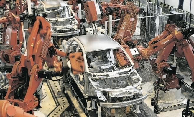 Imagem ilustrativa da notícia: Setor automotivo impulsiona a produção industrial