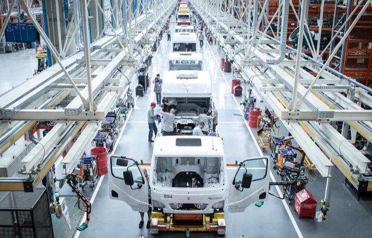 Imagem ilustrativa da notícia: Produção bate 2 milhões de unidades em agosto