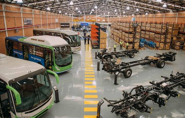 Imagem ilustrativa da notícia: Indústria de chassis recua 6% até julho
