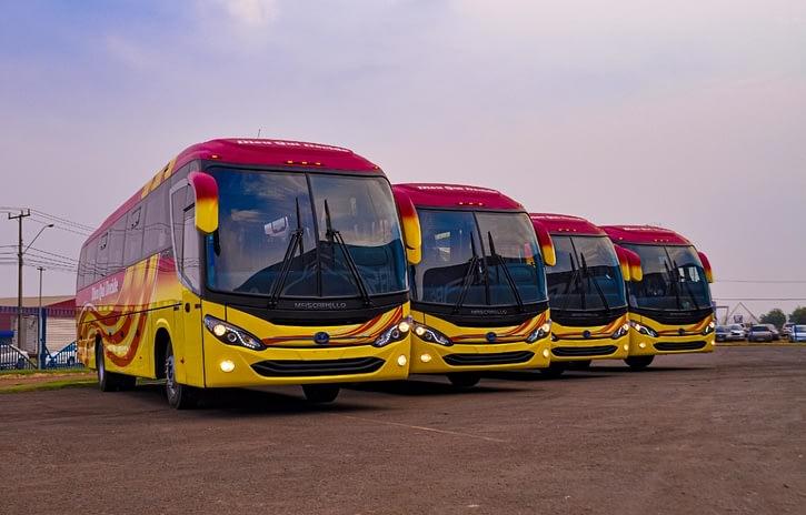 Imagem ilustrativa da notícia: Linhas de chassis de ônibus produzem 56% menos em maio