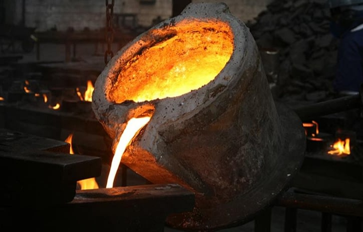 Imagem ilustrativa da notícia: Produção de fundidos acumula alta de 3% no ano