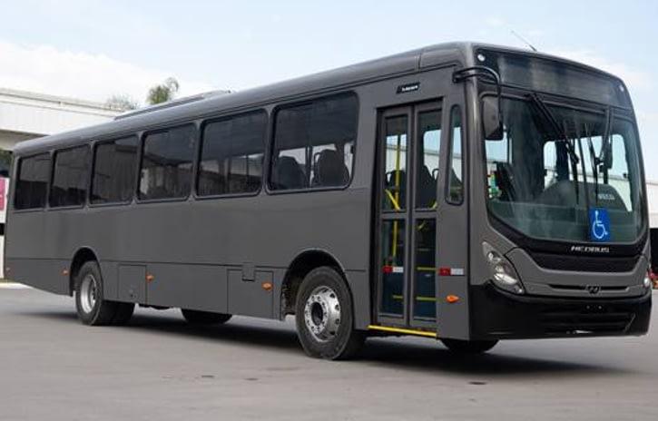 Imagem ilustrativa da notícia: Produção de ônibus fecha semestre com queda de 36,5%