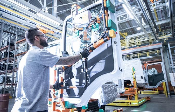 Imagem ilustrativa da notícia: Produção de veículos cresce 2% em 2019