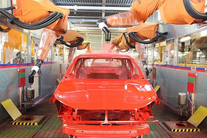 Imagem ilustrativa da notícia: Produção de veículos cresce 35% no México