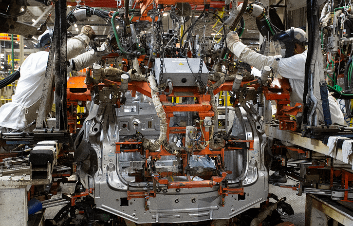 Imagem ilustrativa da notícia: Produção de veículos soma 200 mil unidades em março