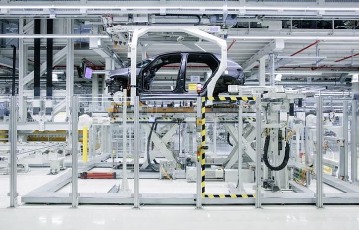 Imagem ilustrativa da notícia: Zwickau começará a produzir Volkswagen ID.3 em novembro