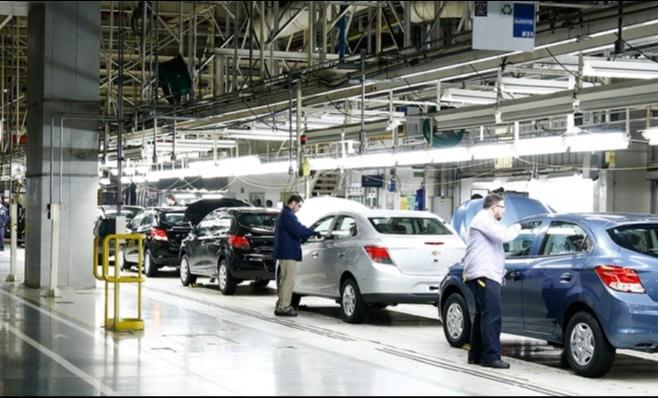 Imagem ilustrativa da notícia: GM Gravataí: 3,5 milhões de veículos em 18 anos