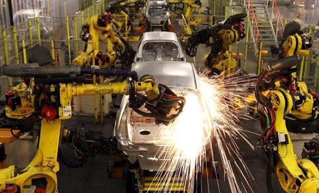Imagem ilustrativa da notícia: Produção industrial cresce 4% em agosto