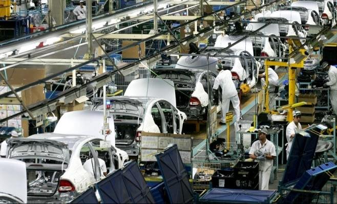 Imagem ilustrativa da notícia: Produção industrial cresce 2,3% em jan-nov de 2017