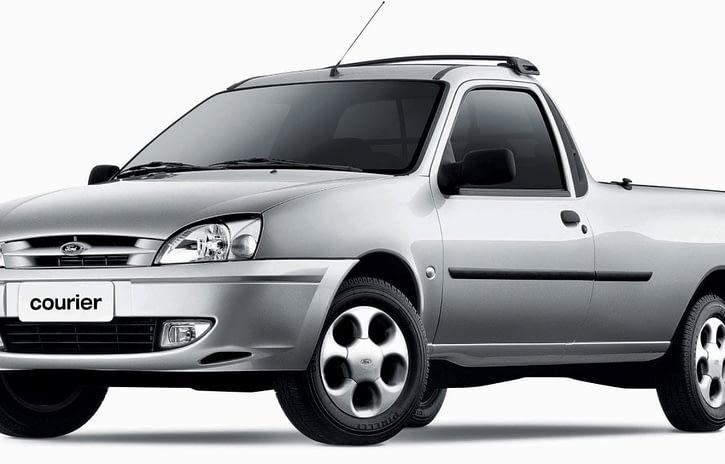 Imagem ilustrativa da notícia: Projeto Courier: a nova picape compacta da Ford será fabricada no México.