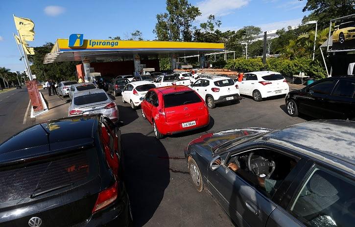Imagem ilustrativa da notícia: Projeto incentiva elétricos, mas deveria focar no etanol