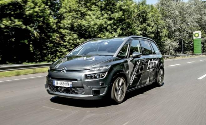 Imagem ilustrativa da notícia: PSA espera carros 100% autônomos no mercado em 2030