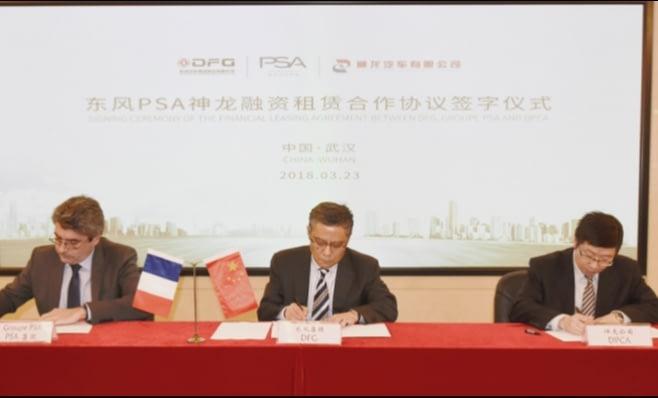 Imagem ilustrativa da notícia: PSA cria joint venture para leasing financeiro na China