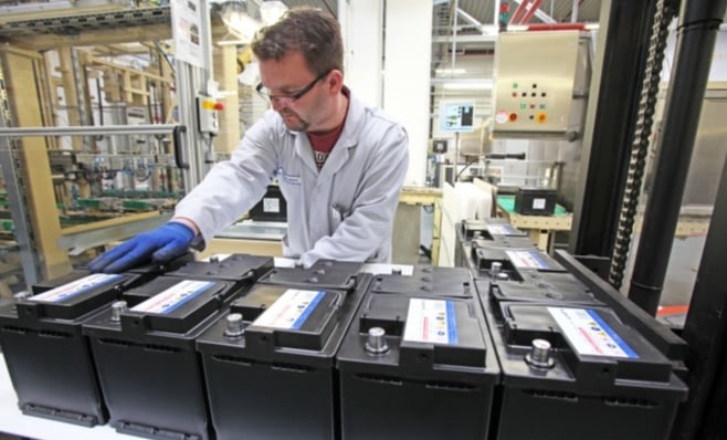 Imagem ilustrativa da notícia: Start-stop puxa demanda por baterias mais potentes