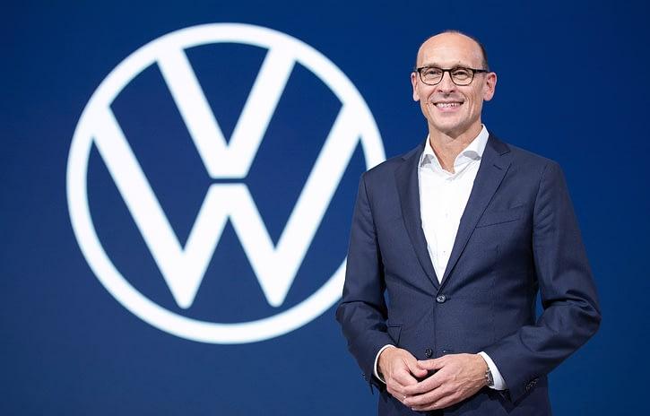 Imagem ilustrativa da notícia: Ralf Brandstätter é o novo CEO da Volkswagen