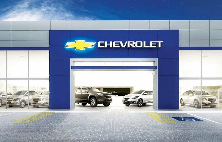 Imagem ilustrativa da notícia: Rede Chevrolet, a mais visitada e a que mais vende