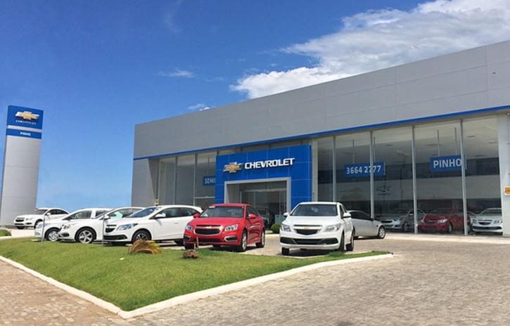 Imagem ilustrativa da notícia: Rede Chevrolet foi a mais visitada em seis estados