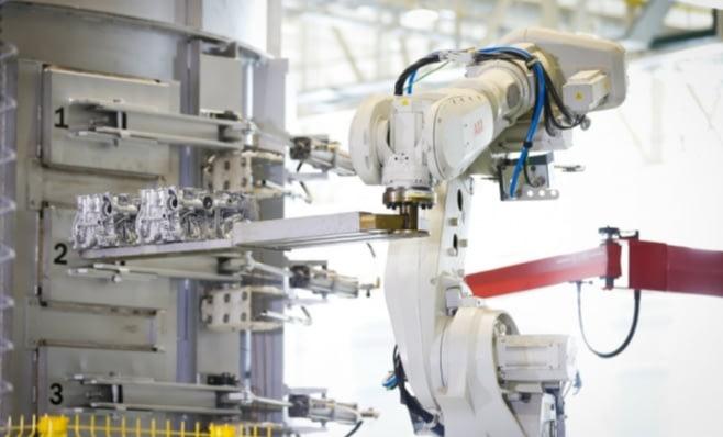 Imagem ilustrativa da notícia: Renault inaugura produção de bloco e cabeçote de alumínio