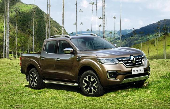 Imagem ilustrativa da notícia: Renault congela projeto da Alaskan no Brasil