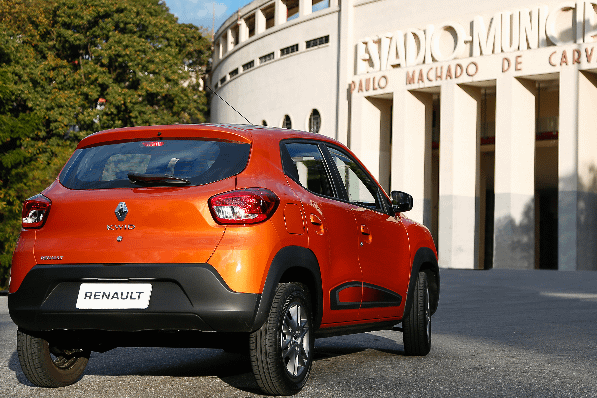 Imagem ilustrativa da notícia: Renault fecha parceria com Rappi