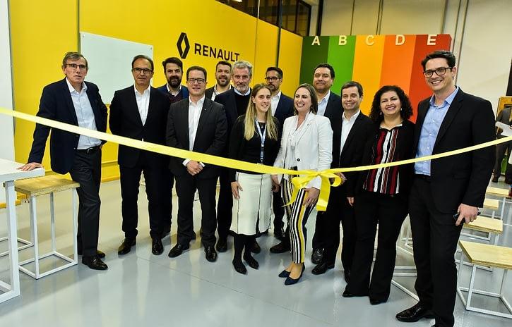 Imagem ilustrativa da notícia: Renault inaugura mais um LAB em Curitiba