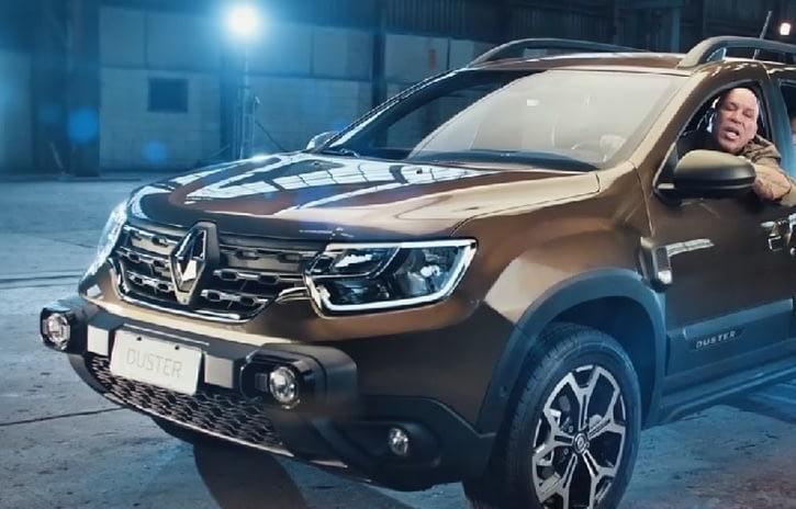Imagem ilustrativa da notícia: Renault lança campanha do novo Duster